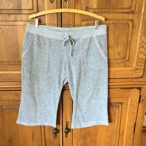 Juicy Couture Terry Bermuda Shorts